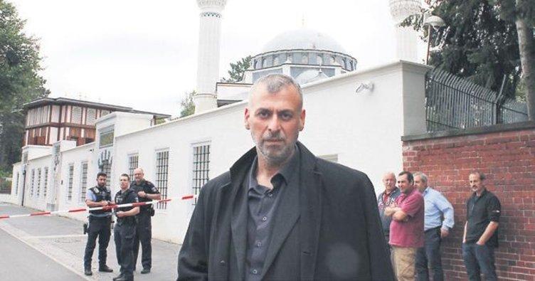 Camiye NSU imzalı tehdit