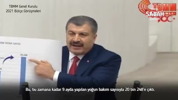 Sağlık Bakanı Fahrettin Koca 'Türliye ile gurur duyun' diyerek paylaştı! Dünyada birinci sıradayız