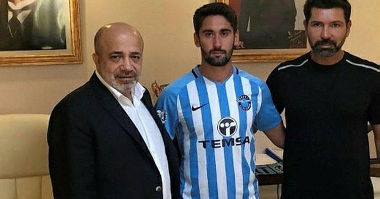 Adana Demirspor Orkan Çınar'ı kiraladı