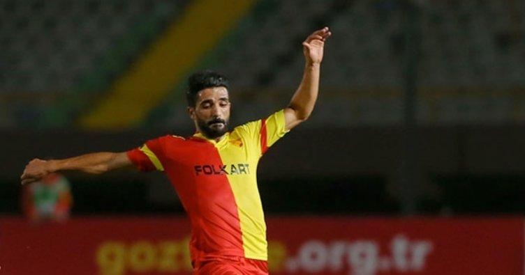 Göztepe'de Mehmet Erdem gönderildi
