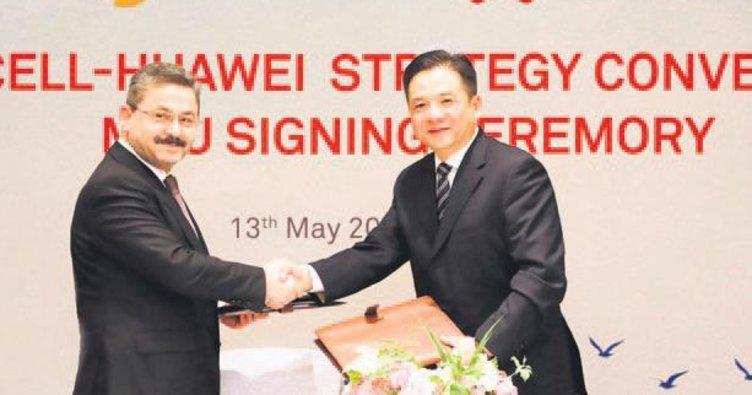 Turkcell ve Huawei yerli teknolojiyle üretim yapacak