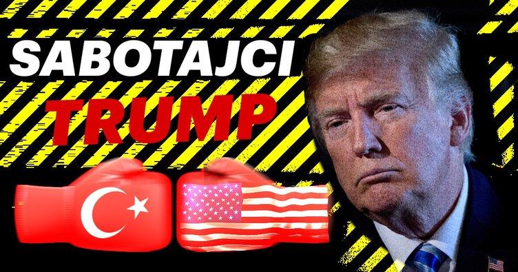 Sabotajcı Trump