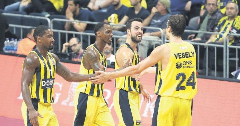 Fenerbahçe'den Gaziantep'e fark
