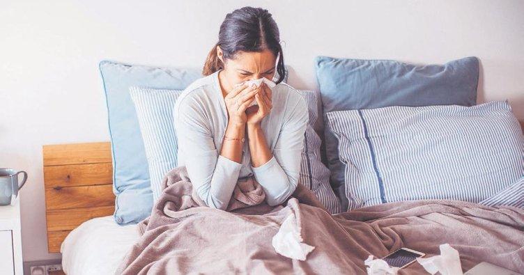 Soğuk algınlığında ateş ve eklem ağrısı olmaz