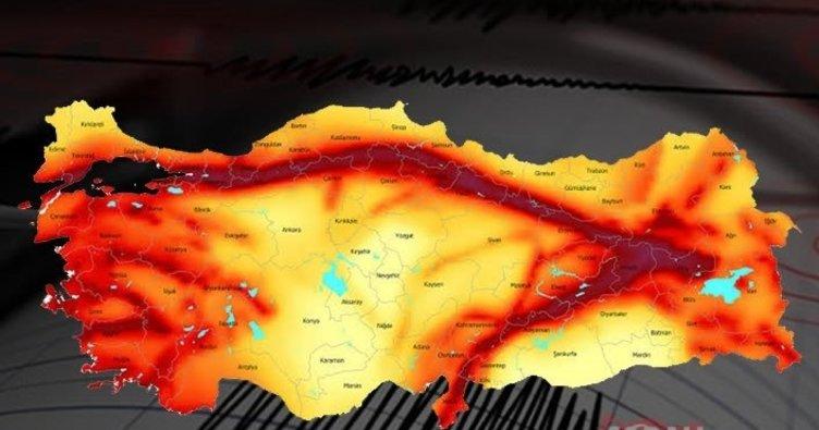 Deprem mi oldu, nerede, saat kaçta, kaç şiddetinde? 31 Aralık 2020 AFAD ve Kandilli Rasathanesi son depremler listesi burada!