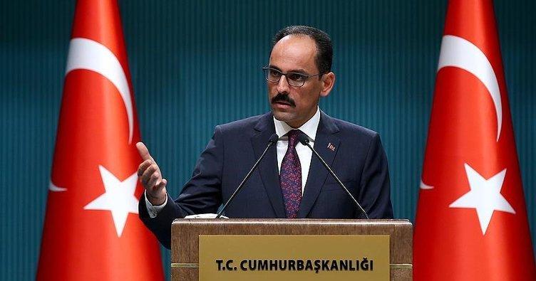 Son dakika: Tekrar kapanma olur mu? Cumhurbaşkanlığı Sözcüsü İbrahim Kalın'dan flaş açıklama