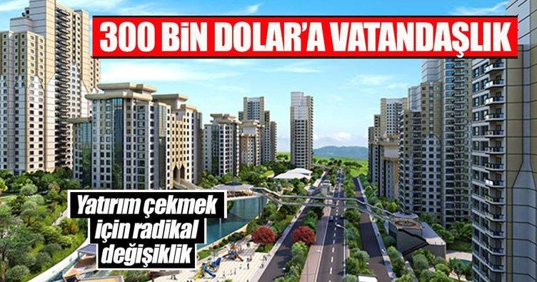 300 bin $'a vatandaşlık