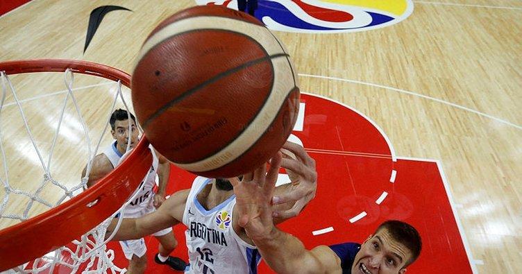 Arjantin: 97 - Sırbistan: 87