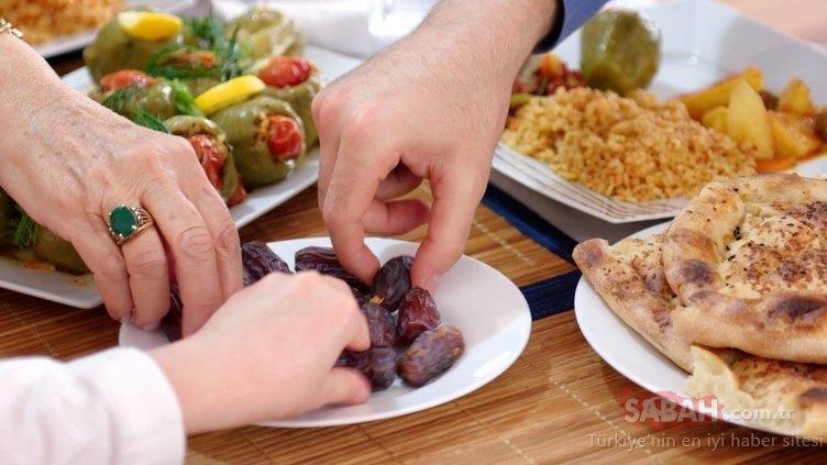 Günde üç hurma yemenin mucizevi faydaları