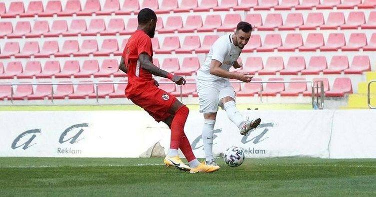 Kayserispor 1-0 Gaziantep FK | MAÇ SONUCU