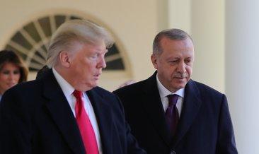 Erdoğan-Trump görüşmesi Twitter gündeminde