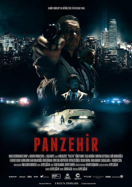 Panzehir filminden kareler