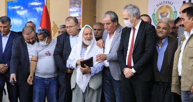 Şanlıurfa'da kan davası barışla sonuçlandı