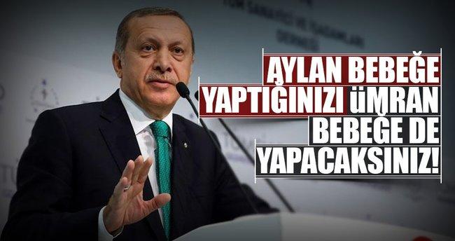 Cumhurbaşkanı Erdoğan Türkiye Afrika Ekonomi ve İş Forumu'nun açılışında konuştu