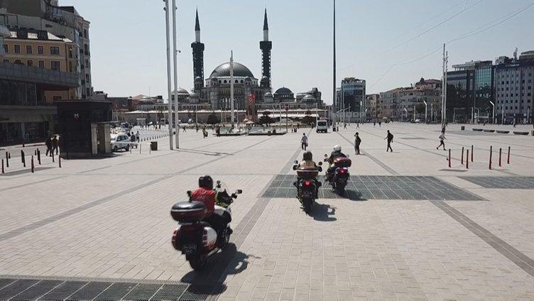 İstanbul'da ilk kez görüntülendiler! Göreve başladılar