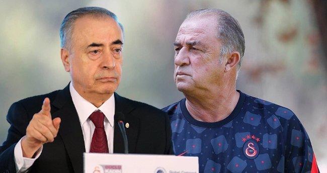 Galatasaray'da Fatih Terim için şok iddia! Mustafa Cengiz'in sözleri sonrası...