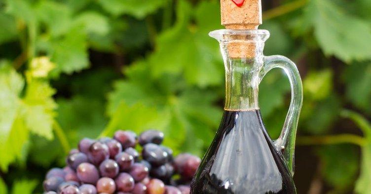 Evde üzüm Sirkesi Tarifi üzüm Sirkesi Nasıl Yapılır Sağlık Haberleri