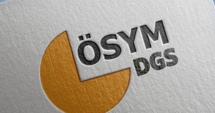 Son dakika: DGS adaylarının cevap kağıtları erişime açıldı - DGS soru ve cevap kağıtları yayımlandı!