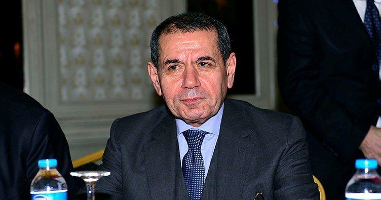 Dursun Özbek: 'Lucescu'nun açıklaması kendi fikridir'