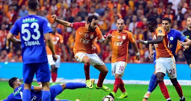 Çaykur Rizespor: 5  - Galatasaray: 23