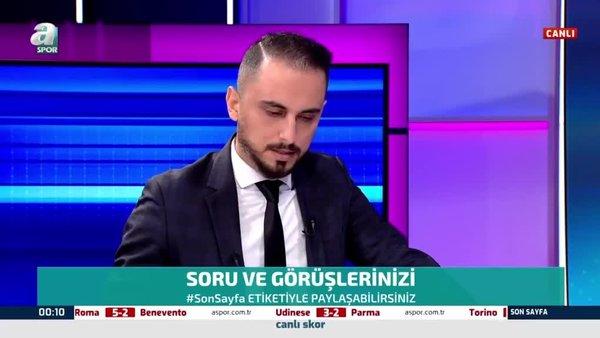 Taner Karaman: Berna Gözbaşı'nın locası basılmış ve kardeşinin burnu kırılmış