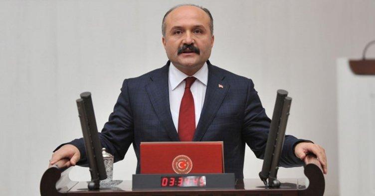 Son dakika: MHP'de Erhan Usta ihraç edildi