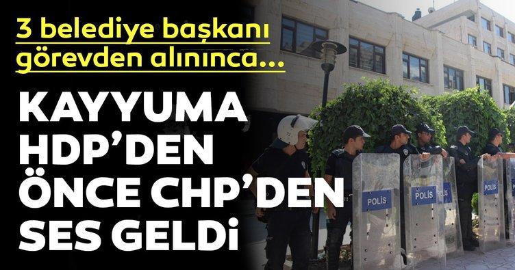CHP kayyum atama kararlarına tepkili