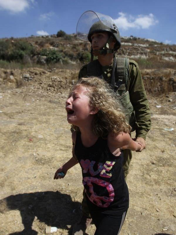 İsrail'den Filistinli çocuklara işkence itirafı