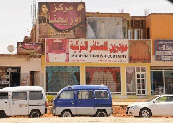Kara kıtanın başkenti: Hartum