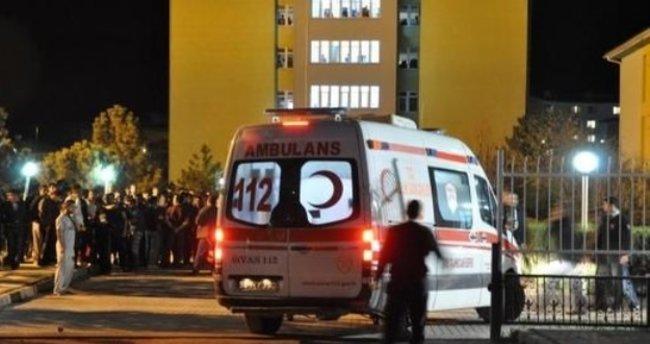 Üniversite yurdunda asansör kazası: 5 yaralı