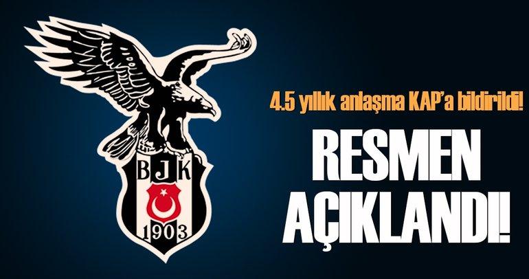 Beşiktaş, Tolgay Arslan'ın sözleşmesini uzattı