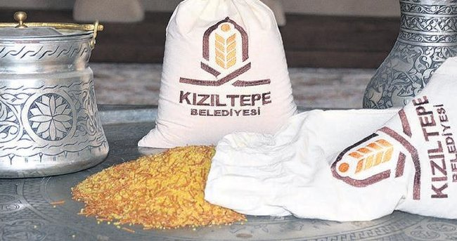 Ortadoğu'nun en büyük hububat ticaret merkezi Kızıltepe