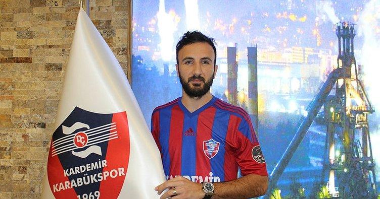 Kardemir Karabükspor Özgür Yılmaz'ı transfer etti