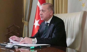 Son dakika: Türkiye Varlık Fonu, Başkan Erdoğan'ın başkanlığında toplandı