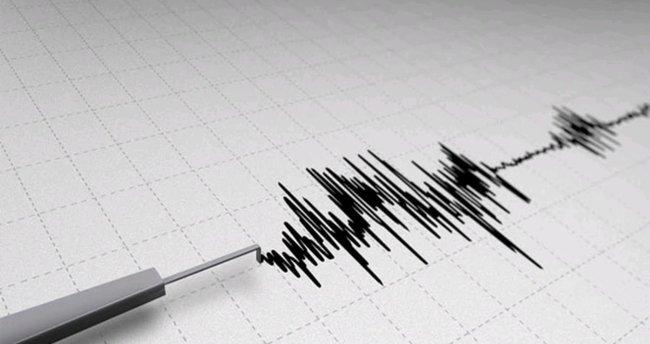 Japonya'da şiddetli deprem