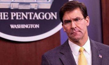 Son dakika haberi: ABD Savunma Bakanı Mark Esper ve Yardımcısı Koronavirüs karantinasına alındı!