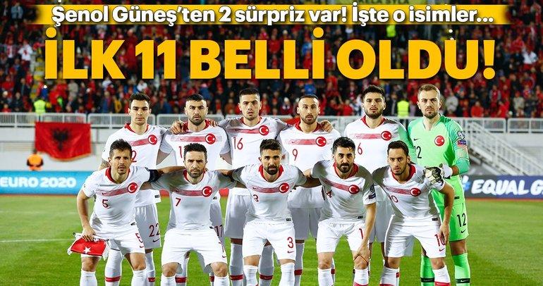 Türkiye - Moldova muhtemel 11'ler - Türkiye - Moldova maçı hangi kanalda, saat kaçta?