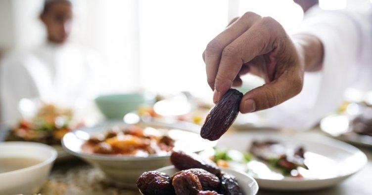 Ramazan ayında beslenme önerileri