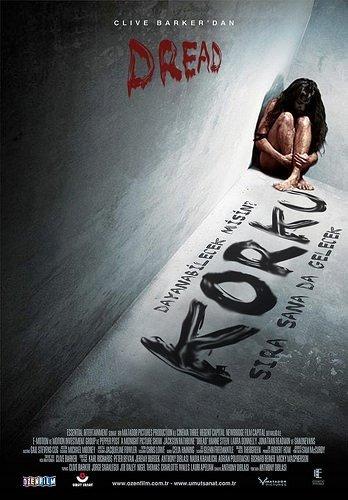 Korku filminden kareler