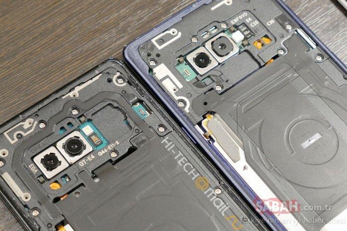 Galaxy Note 9'u paramparça ettiler! (Daha 2 gün önce tanıtılmıştı)