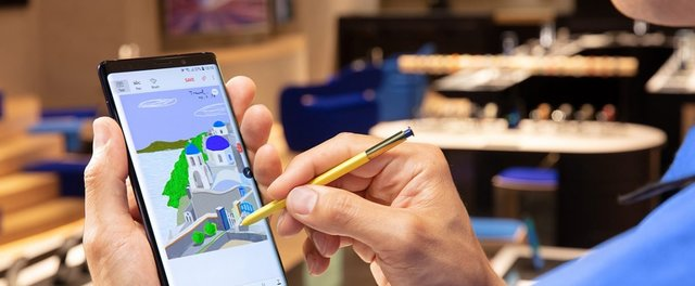 Samsung Galaxy Note 10 Pro geliyor!