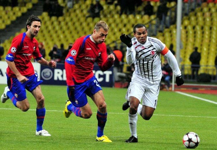 CSKA Moskova - Beşiktaş