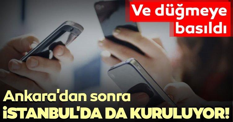 İstanbul'a da 5G Vadisi Açık Test Sahası kurulacak