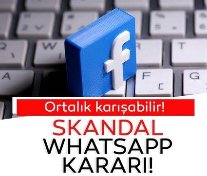 Facebook'tan skandal karar! Şifrelenmiş WhatsApp mesajlarını kullanmanın yollarını arıyor!
