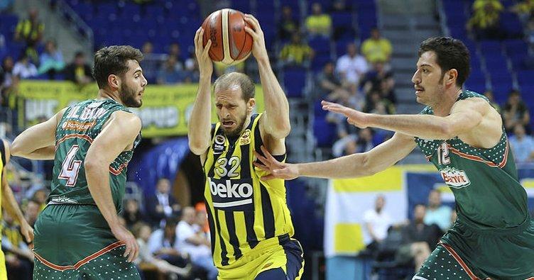Fenerbahçe Beko 70-78 Banvit