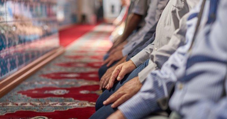Bu hafta Cuma namazı camilerde kılınacak mı? 23 Nisan sokağa çıkma yasağında camiler açık mı?