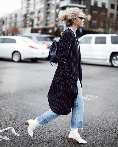 Bahar döneminin vazgeçilmezi beyaz ayakkabı için kombin önerileri