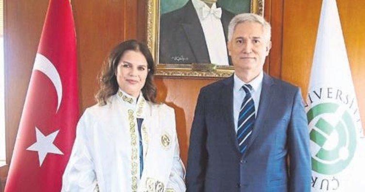 Rektör Prof. Dr. Meryem Tuncel görevi devraldı