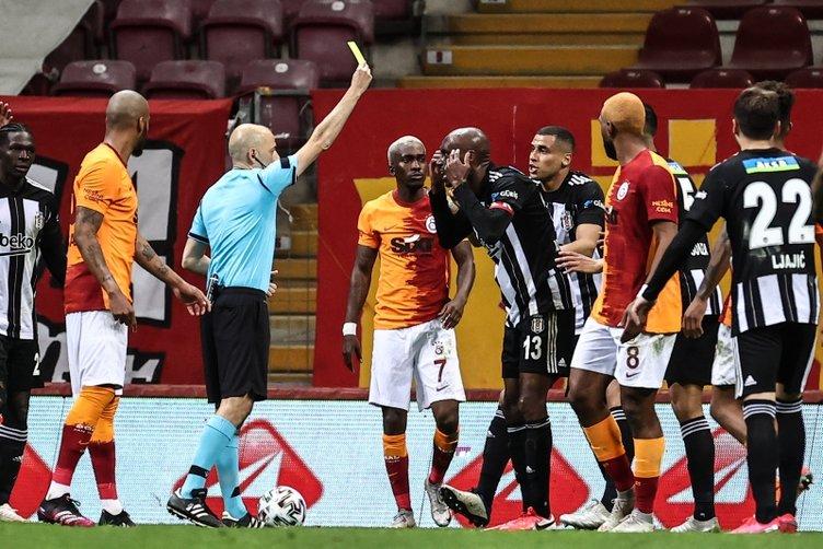 Son dakika: Galatasaray-Beşiktaş derbisi sonrası olay sözler! İddia ediyorum, Sergen Yalçın 60. dakikadan sonra...