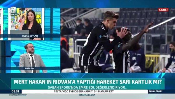 Beşiktaş Teknik Direktörü Sergen Yalçın'a Emre Bol'dan övgü!